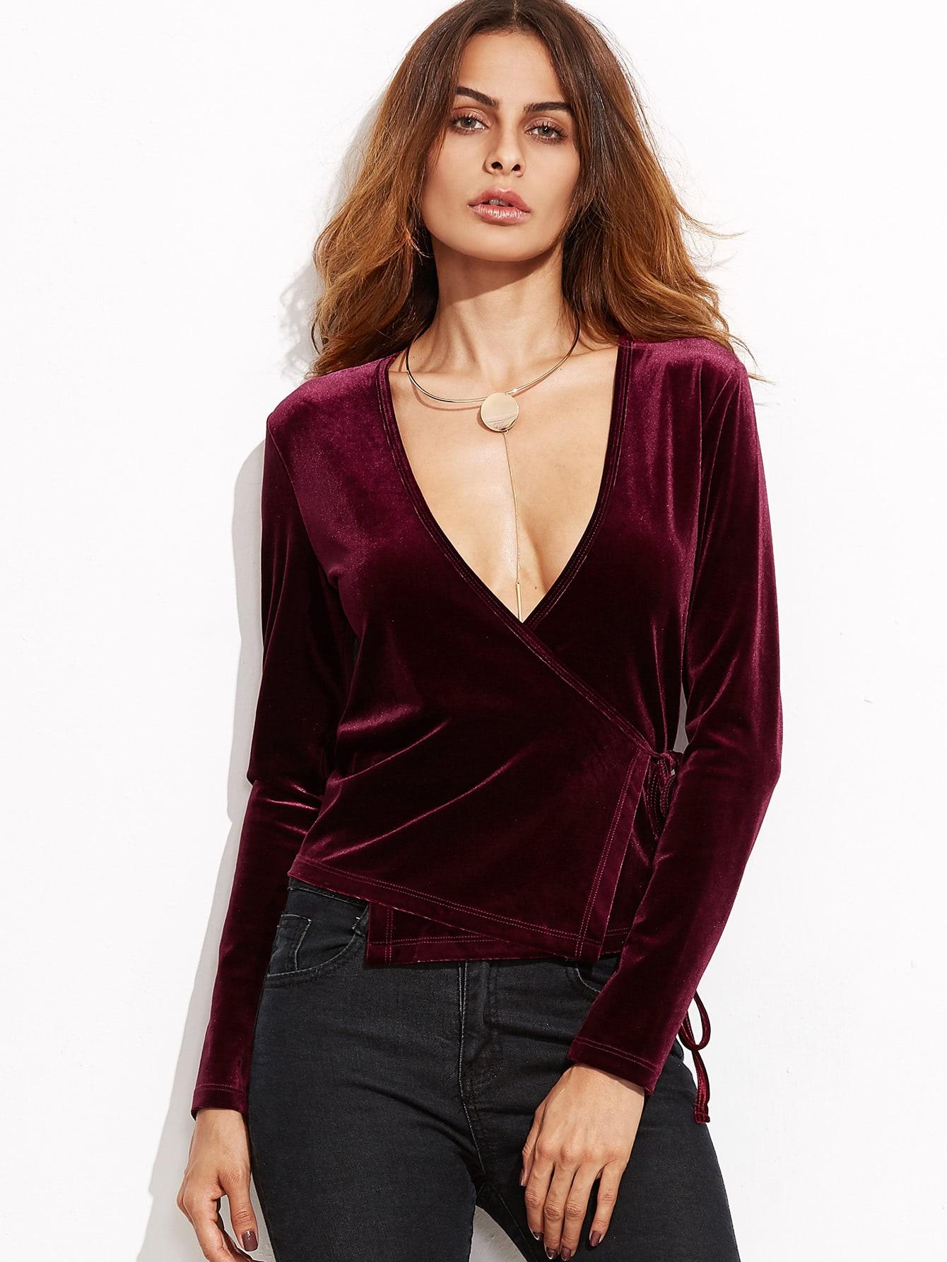 Блузка Из Бархата Доставка