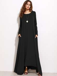 Shift Full Length Dress