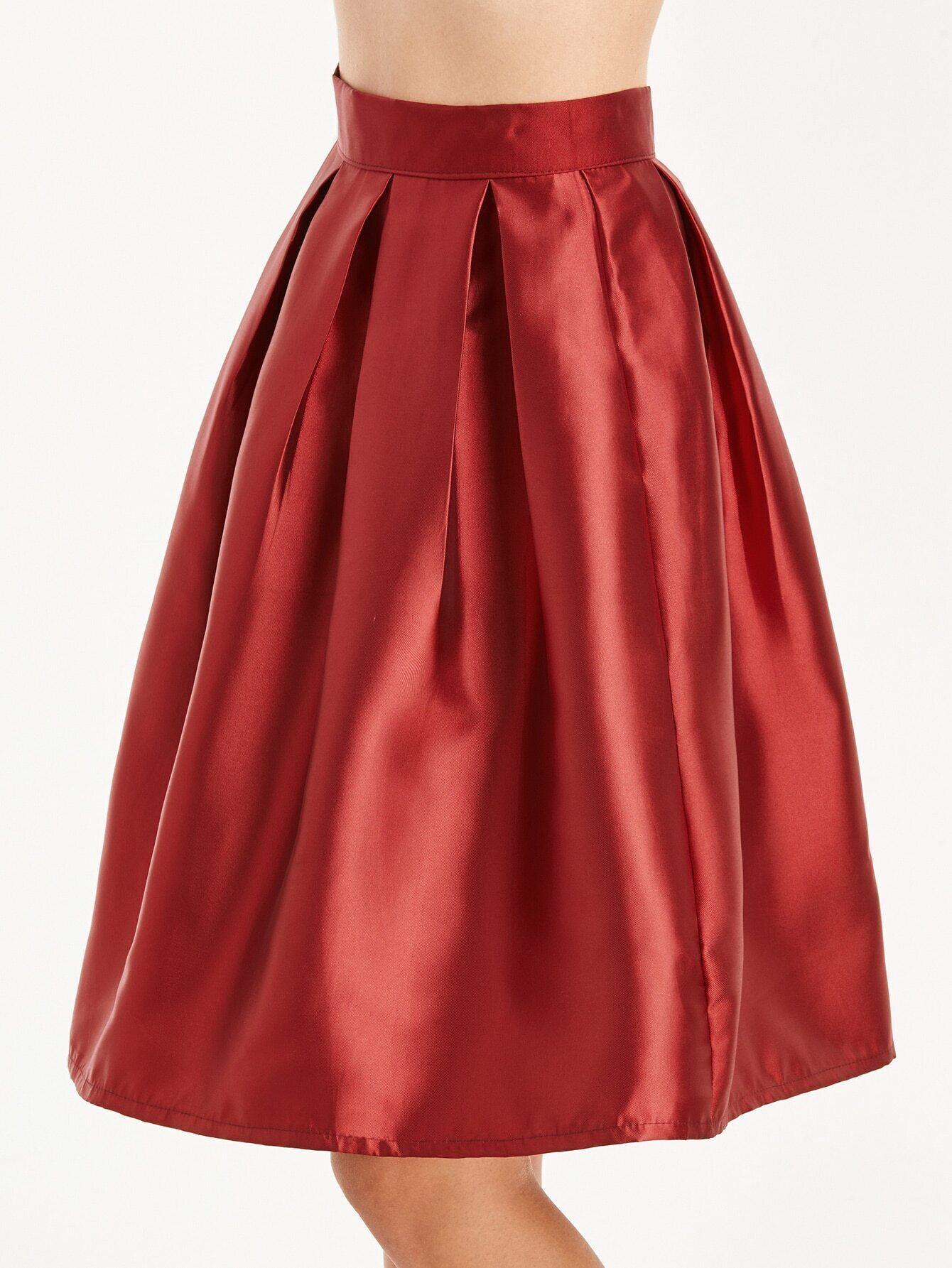 Как сшить длинную юбку на кокетке своими руками