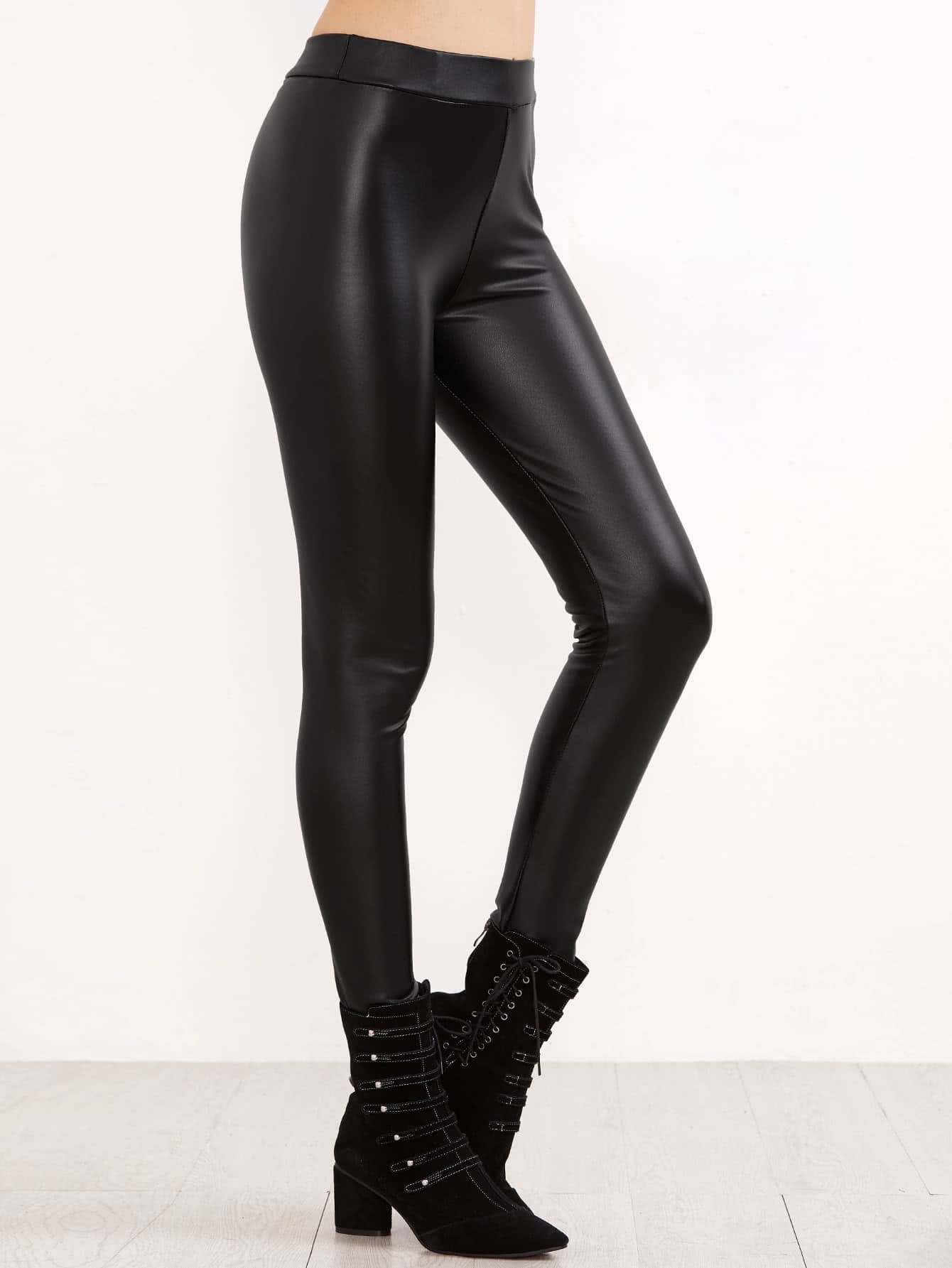 Find great deals on eBay for black leather leggings. Shop with confidence.
