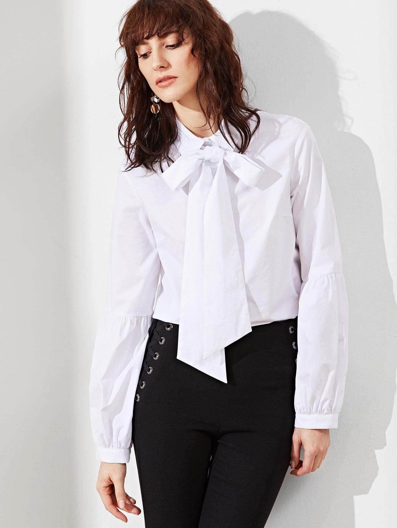 Блузки Белые Модные Доставка