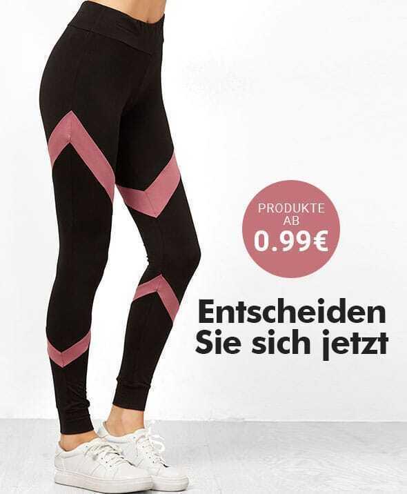 Entscheiden Sie sich jetzt - Produkte ab 0.99€