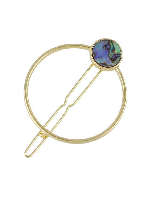 Colorful Round Shape Hair Clips HA5342colorful