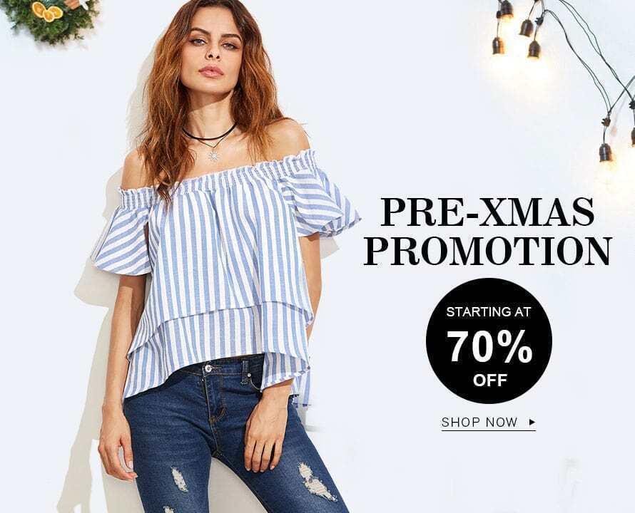 Pre-Xmas PromotionStarting at 70% Off