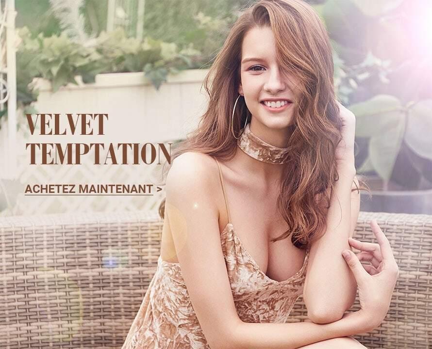 Velvet Temptation