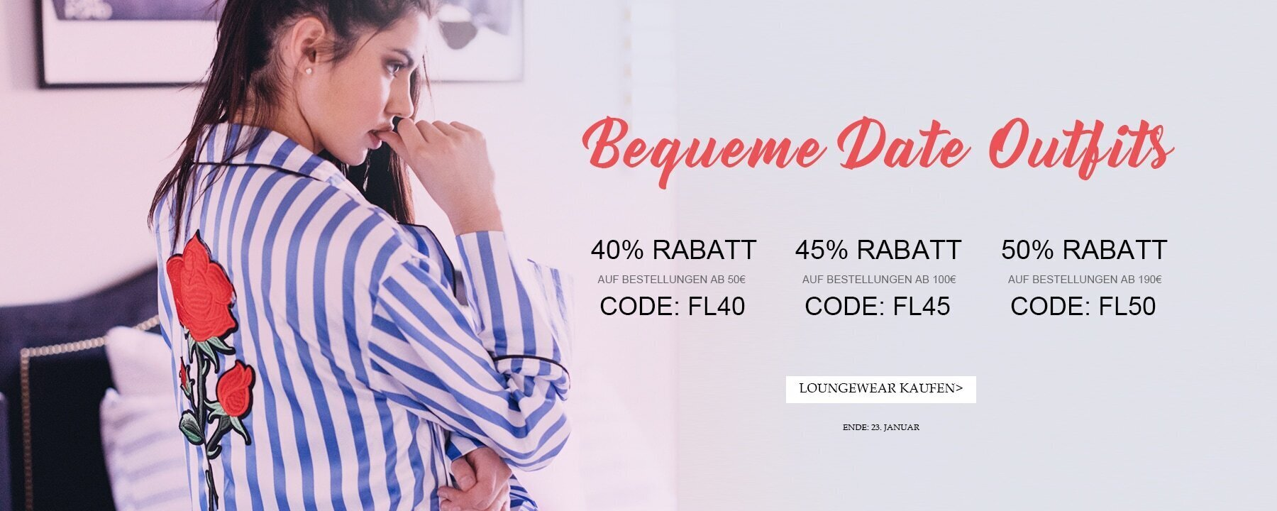 Bequeme Date Outfits