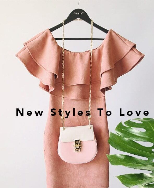 New Styles To Love