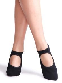 calzini antiscivolo balletto black