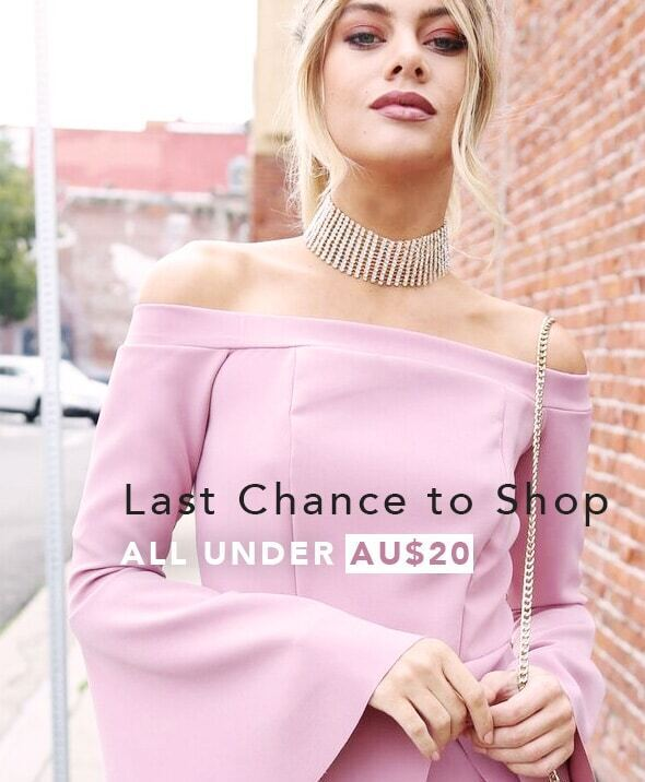 Last Chance To Shop