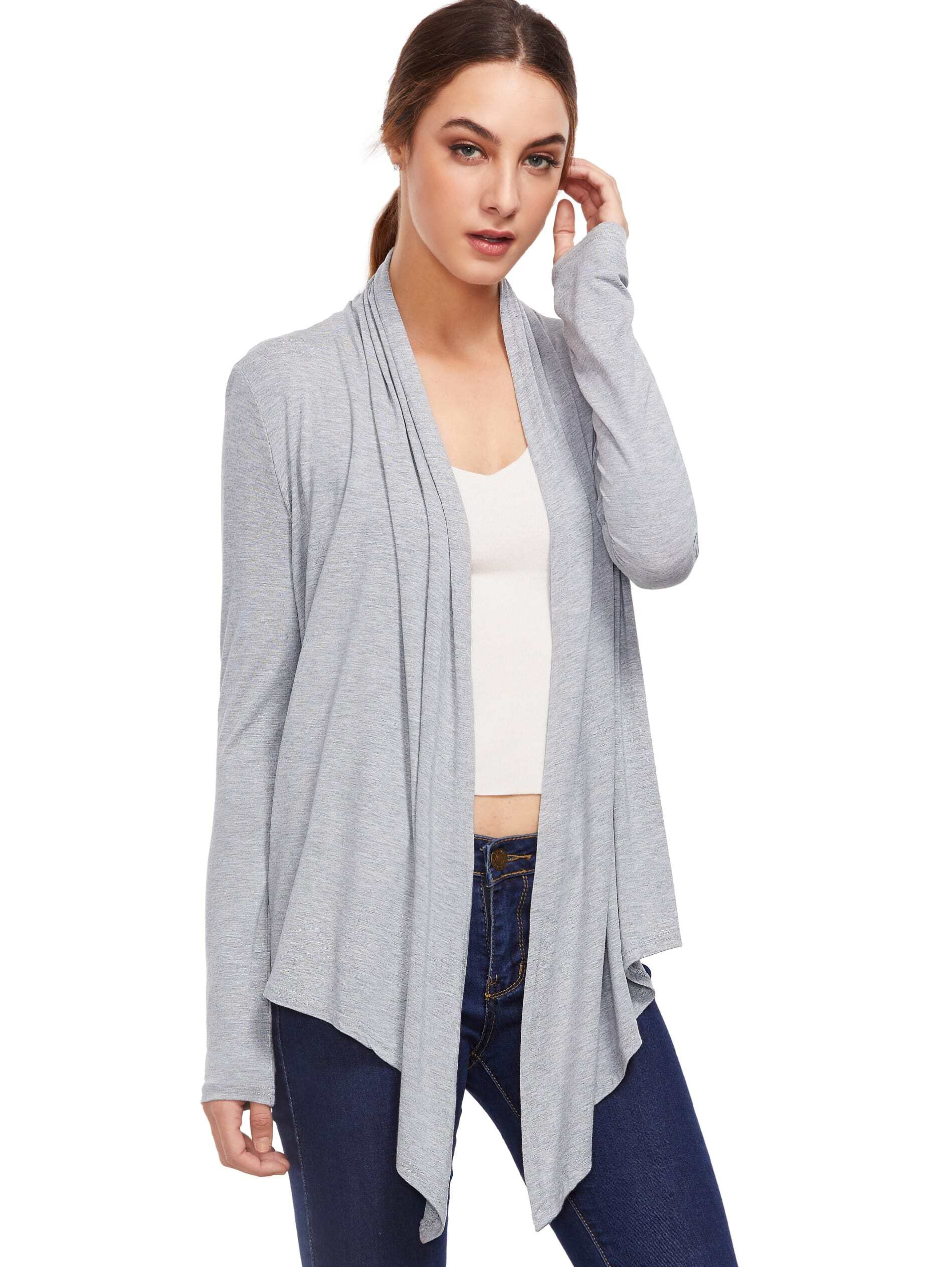 Find open front cardigan sweater at ShopStyle. Shop the latest collection of open front cardigan sweater from the most popular stores - all in one.