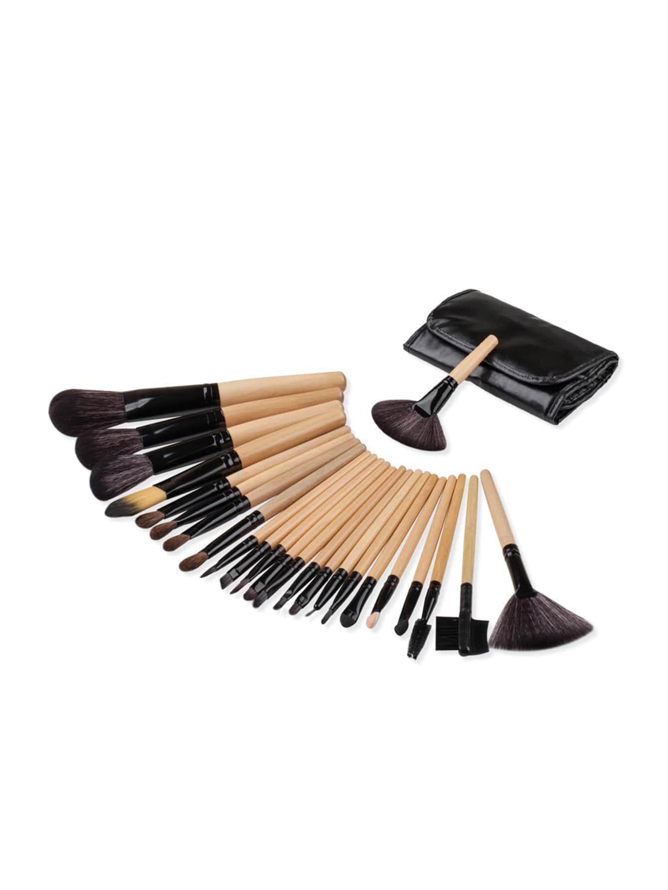 Фото Two Tone Professional Makeup Brush Set. Купить с доставкой