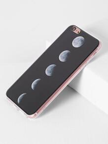 Black Total Solar Eclipse Pattern iPhone 6plus /6s Plus Case