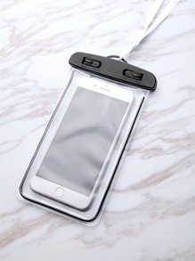 Clear Waterproof Oversized Phone Bag
