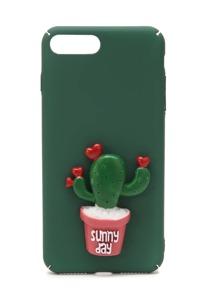 Kaktus design iPhone 7 Plus Kasten