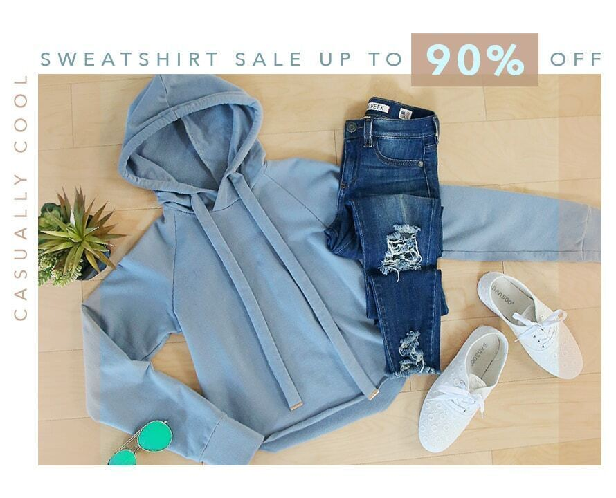 Sweatshirt Sale up to 90% off!