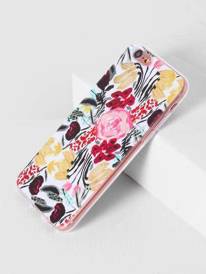 Watercolor Print iPhone 6/6s Case