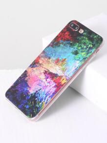 Watercolor Pattern iPhone 7 Plus Case
