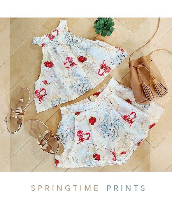 Springtime Prints