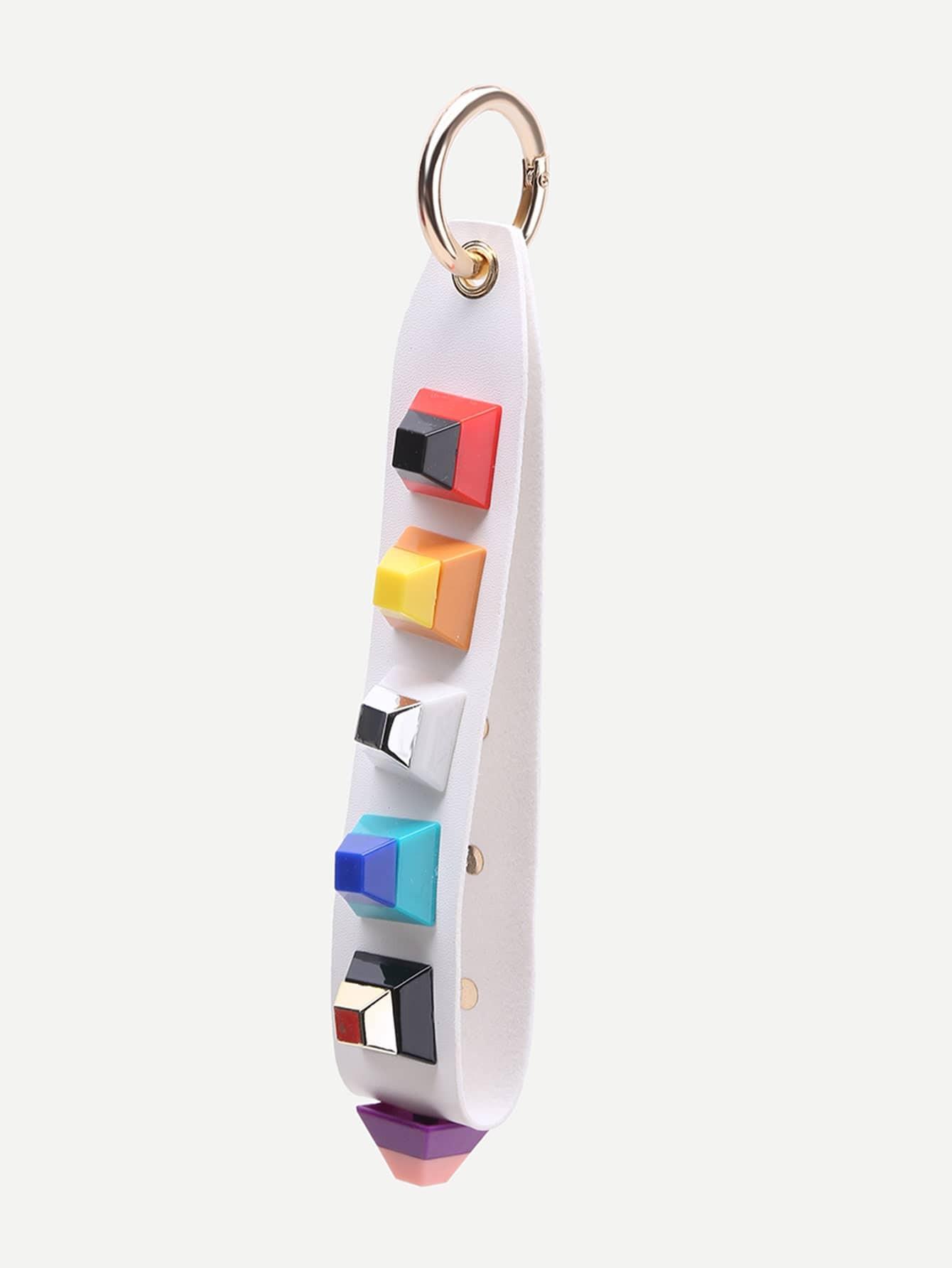 Фото PU Bag Accessory With Studded. Купить с доставкой