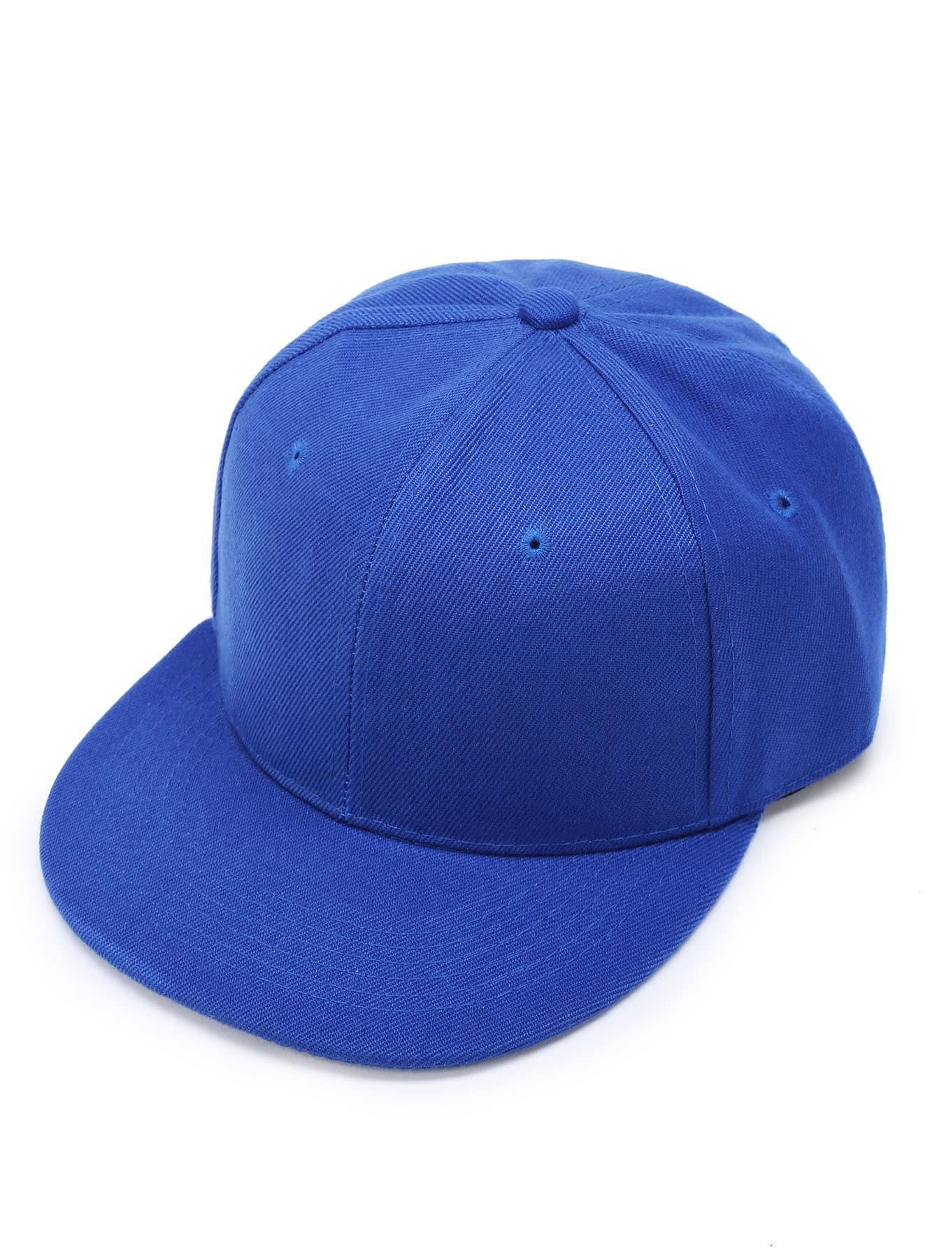 Фото Plain Baseball Cap. Купить с доставкой