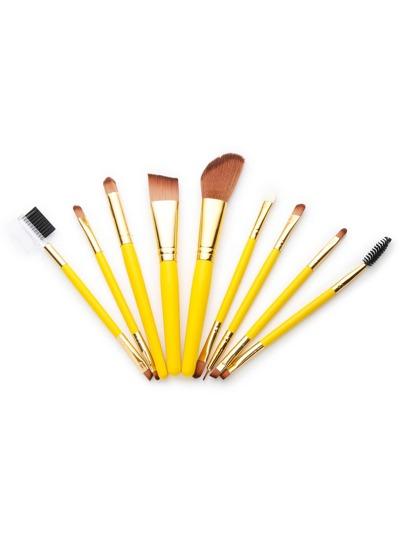 Professional Makeup Brush Set 9PCS