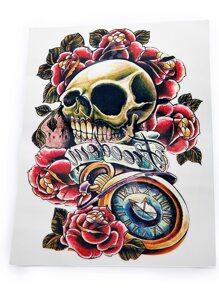 Pegatinas de tatuaje con estampado