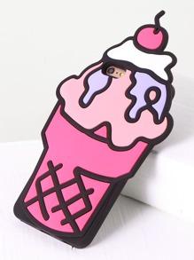 Ice Cream Shaped iPhone 6 Plus/6s Plus Case