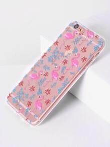 Flamingo Design iPhone 6/6s Case