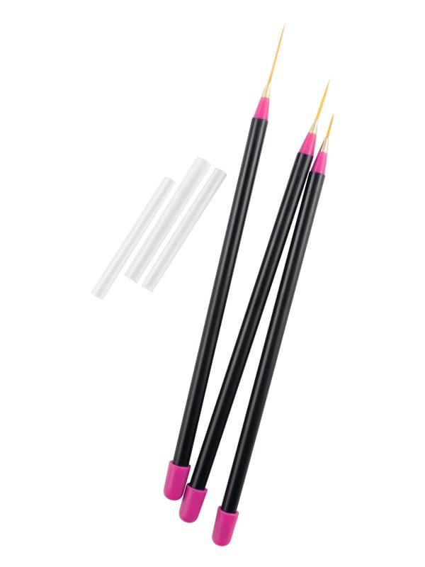 Фото Nail Art Pen 3pcs. Купить с доставкой