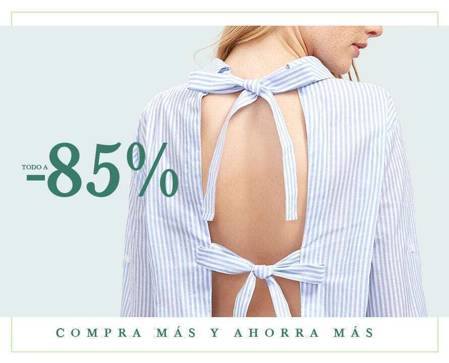 Todo a -85%!