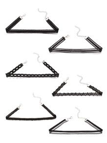 Set di Collana a molti forme