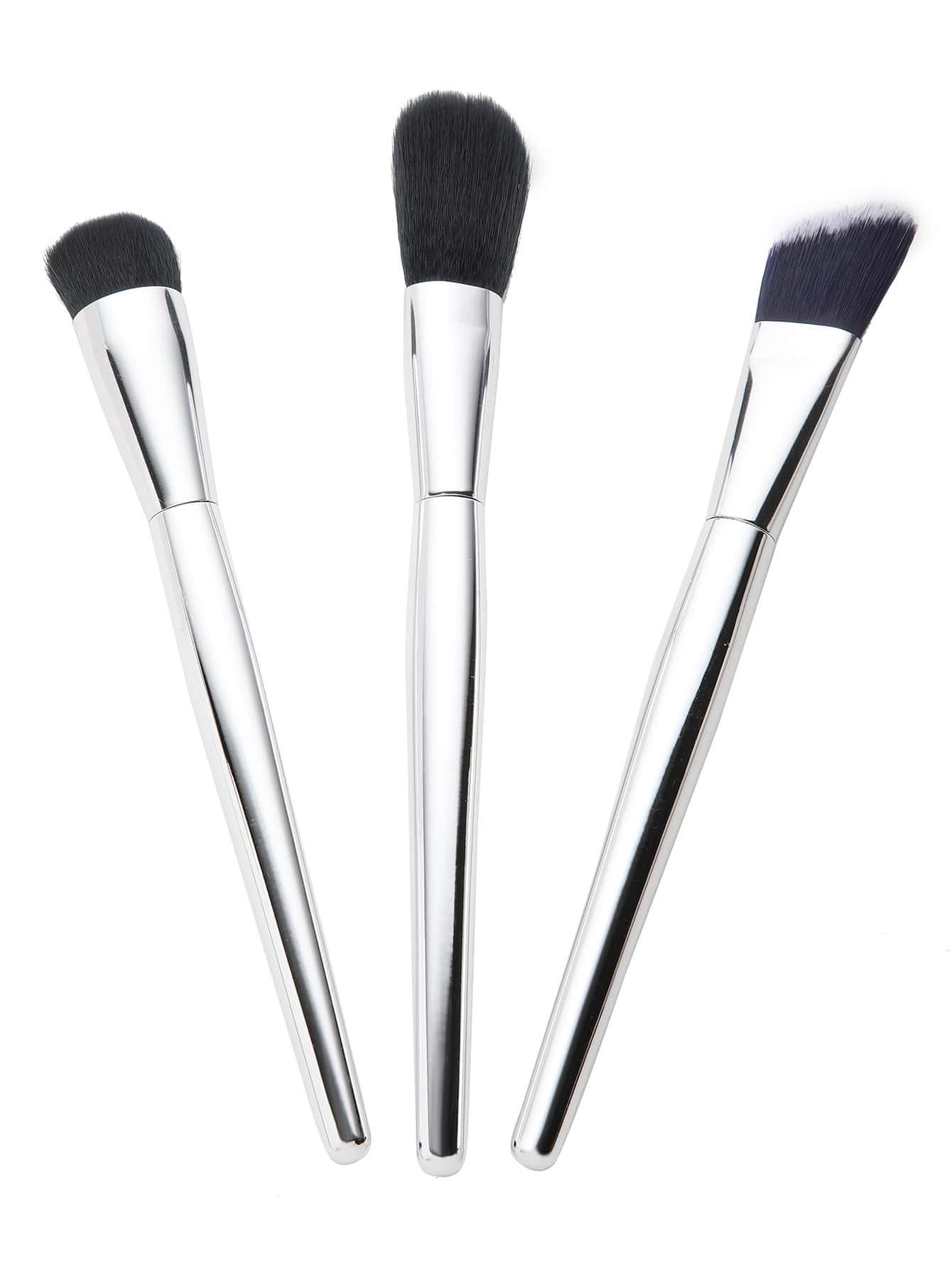 Фото Delicate Cosmetic Brush 3pcs. Купить с доставкой