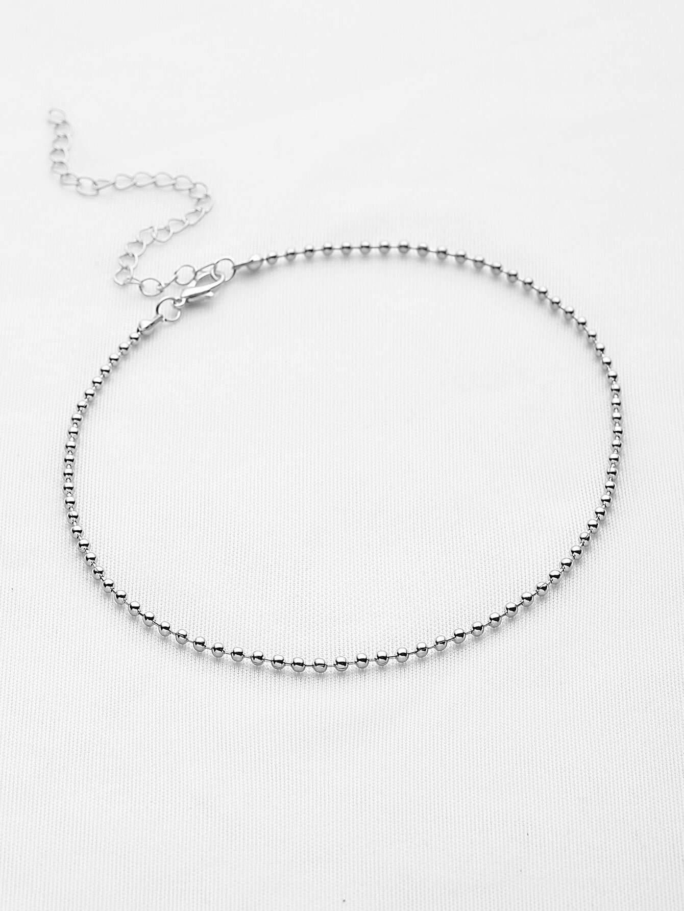 Фото Beaded Design Delicate Necklace. Купить с доставкой