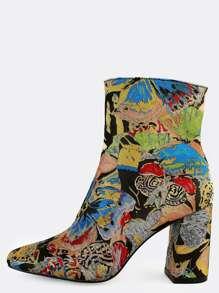 أحذية ذات الكعب العالي