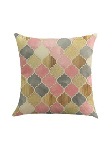 Patchwork Pillowcase Cover