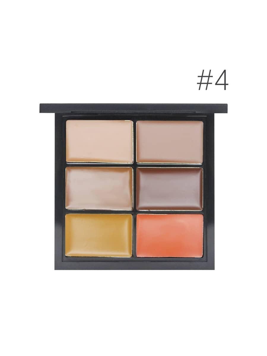 Фото 6 Color Foundation Palette. Купить с доставкой