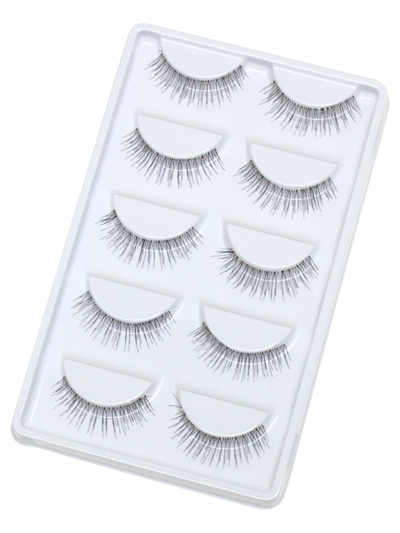 False Eyelashes 5 Pair beauty170410316