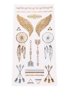 Sticker de tatouage Dreamcatcher