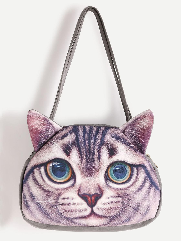 Фото Cat Shaped Cute Shoulder Bag. Купить с доставкой