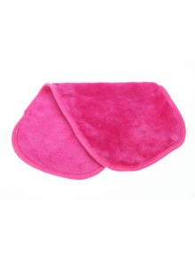 2 piezas toalla para quitar el maquillaje