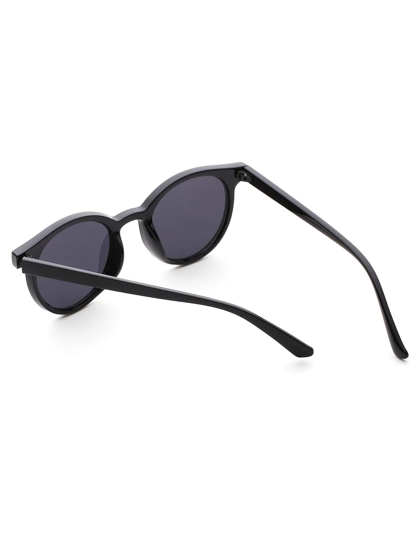 d80beac3e3 Flat Lens Sunglasses -SheIn(Sheinside)