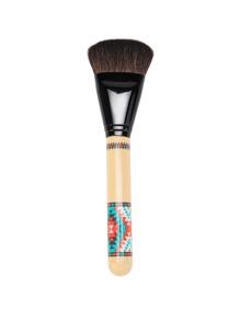 Geometric Print Makeup Brush 1Pcs