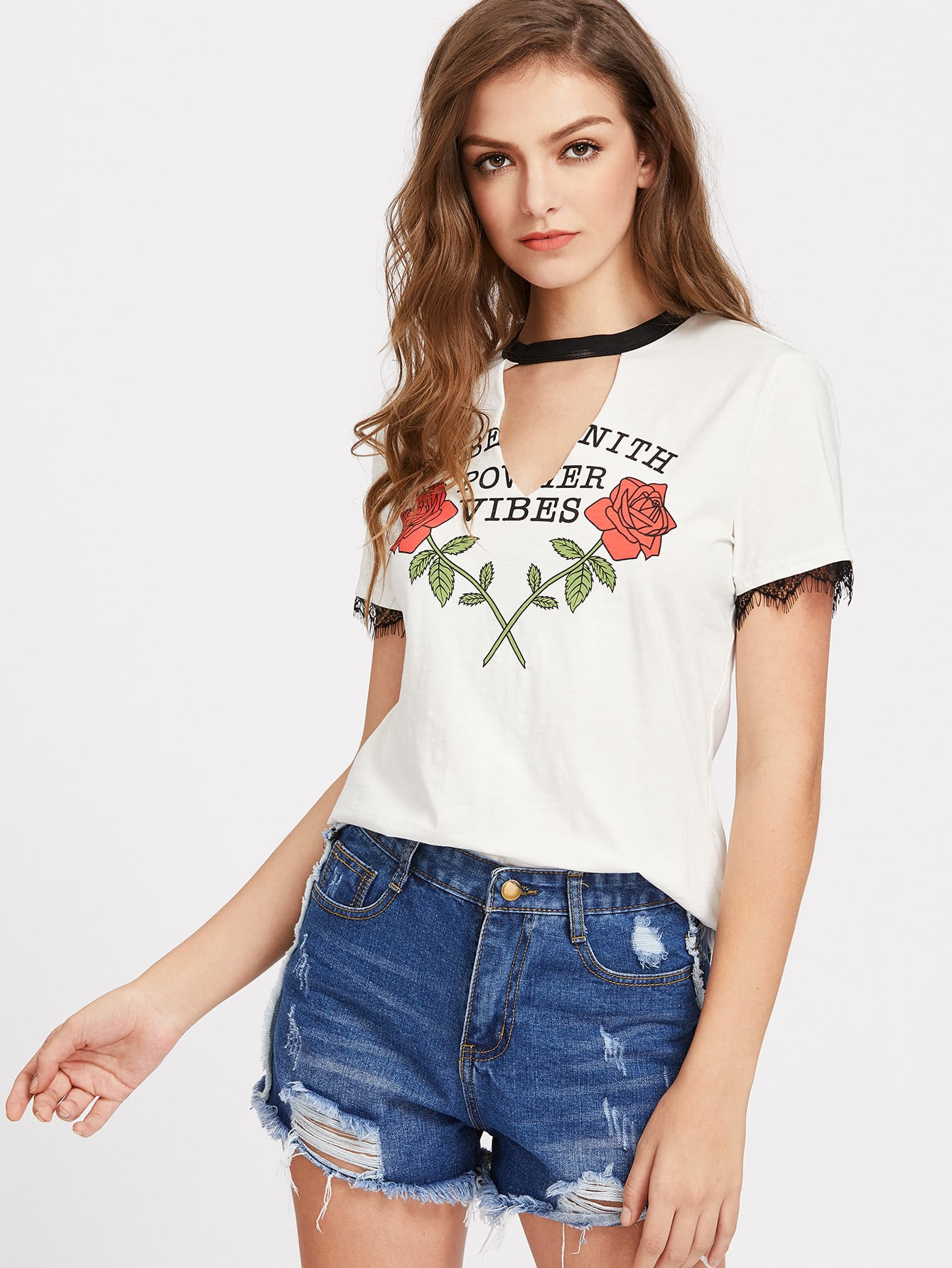 Short Sleeve T Shirts For Women