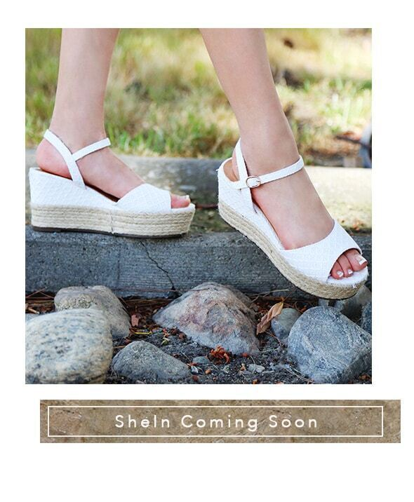 SheIn Coming Soon