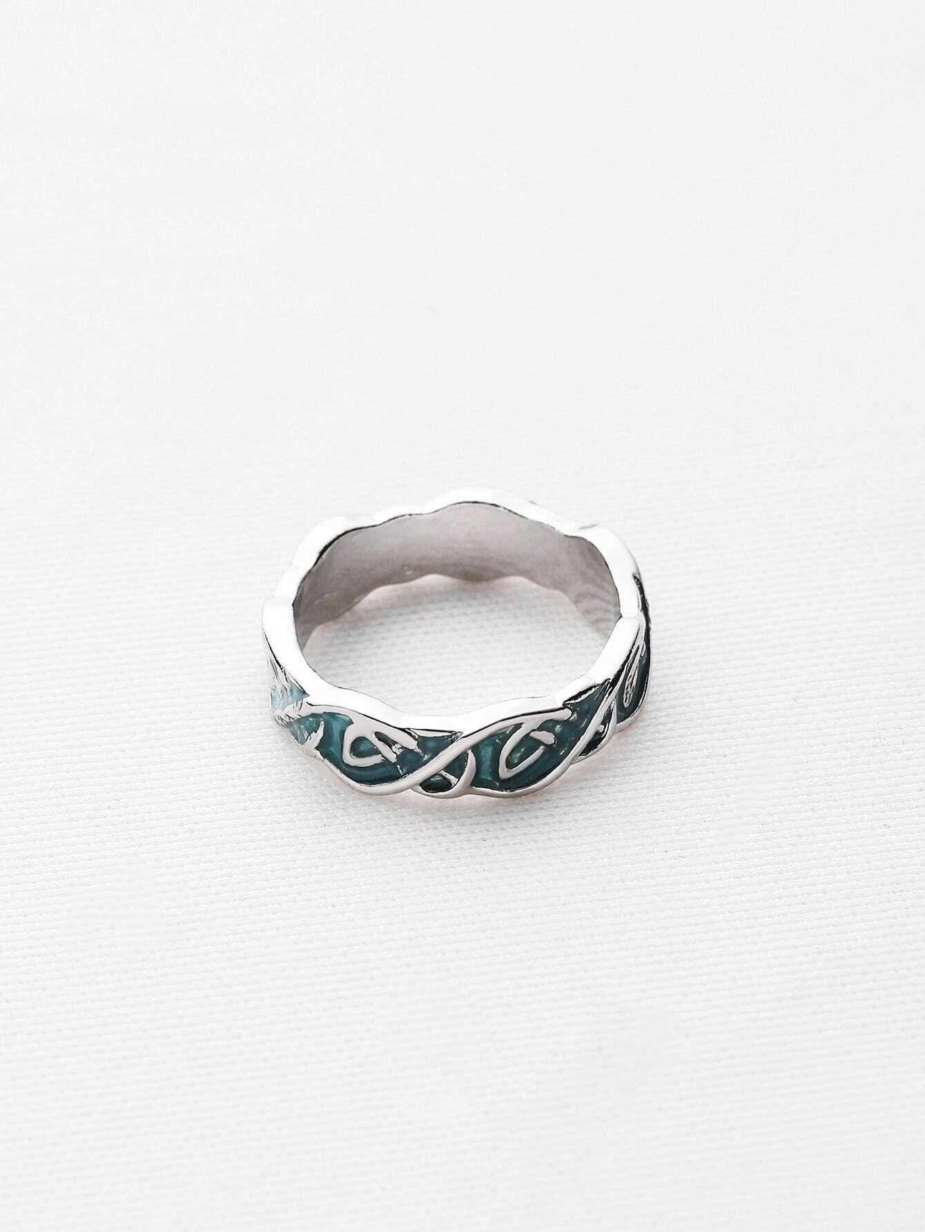 Фото Textured Design Luminous Ring. Купить с доставкой
