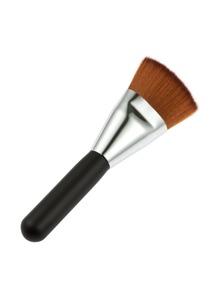 Brosse de maquillage délicat contrasté