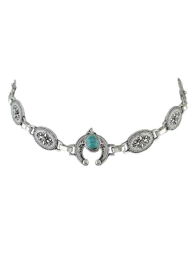 Фото Silver Metal Choker Collar Necklaces. Купить с доставкой