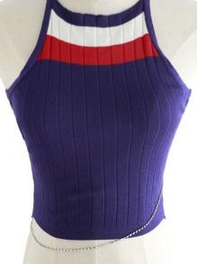 Chaîne de ceinture design strass