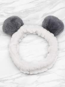 Contrast Ear Soft Hairband
