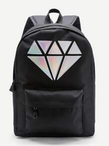 حقيبة الظهر أزياء